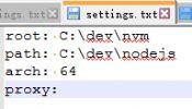 [技术]nvm-windows免安装、node多版本免安装和使用切换